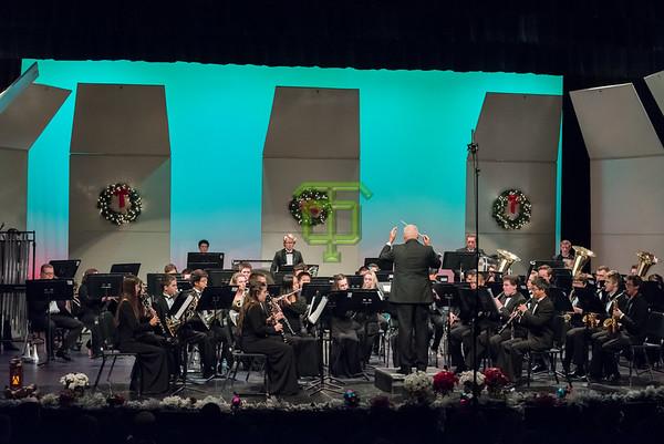 Wind Ensemble, Dec. 7, 2017