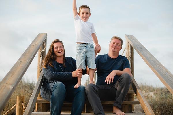Teo & family