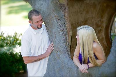 Steve and Kady (October 2009)