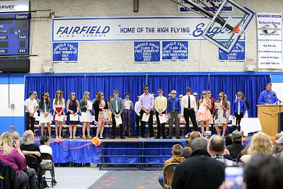 2018 8th Grade Promotion Ceremony