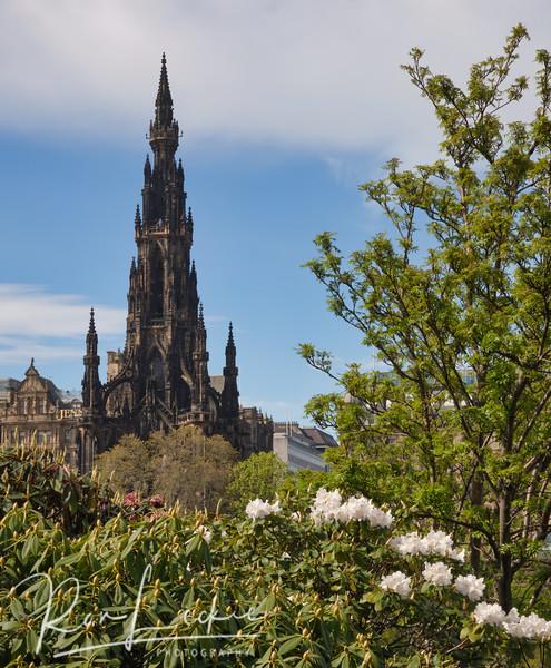 Edinburgh - Scotland's Capital City
