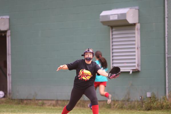 Emily Softball (September 21, 2013)