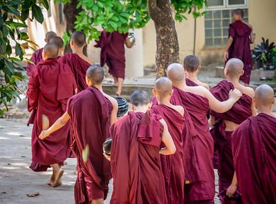 Myanmar - Jan 2019