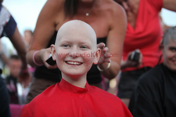 Bald is Beautiful Benefit BBQ and Walk a Thon for Emma Kait