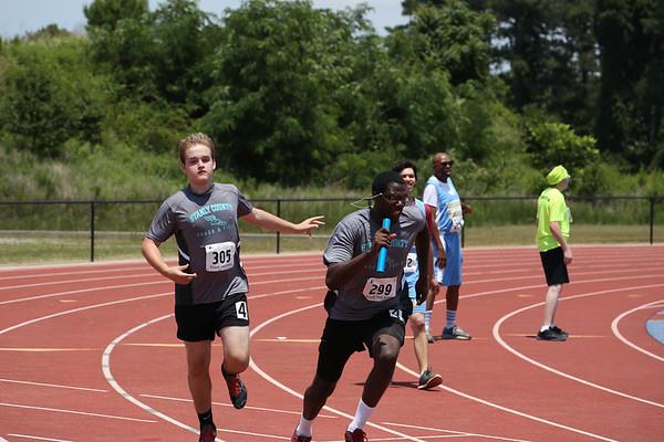 2017 Athletics