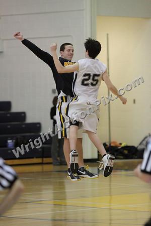 2009 03 05 Freshman Basketball Game vs. Pontiac Northern