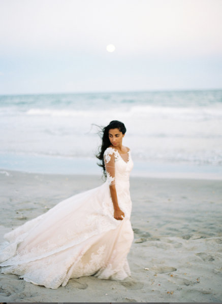 Inspiration For Styled Shoot