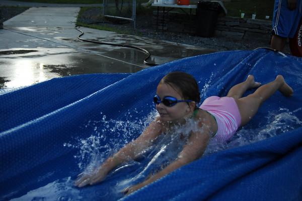 Woodstock Rec Center Pool Party 8/19/10