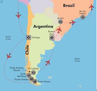 South America - 03 2019