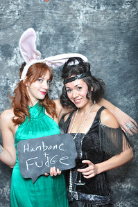 Photo Booth - Corporate Holiday Party