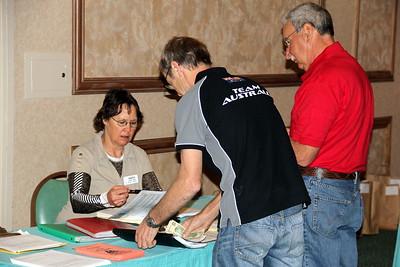 NABSA 2012 NA Thur. 4/5 Registration & setup