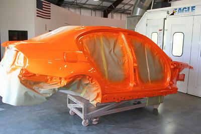 Murillo Racing - Car Build, Grand Am BMW 2011