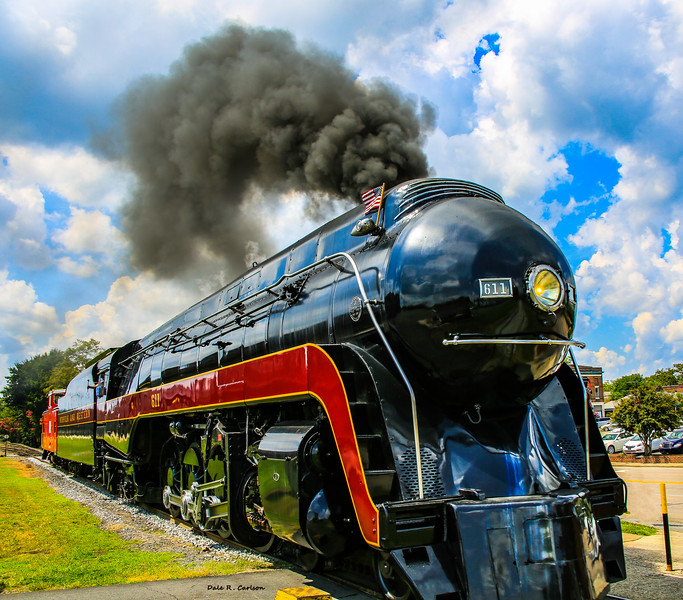 Steam's Up 611