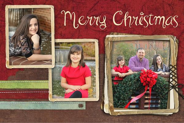 Gaston Family 2012