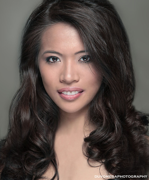 Miss Philippines/USA Candidate Claudine