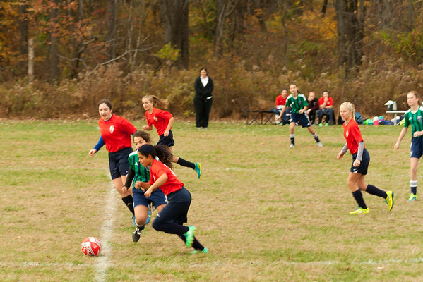 Jenkintown Lightning at Buckingham United Flames