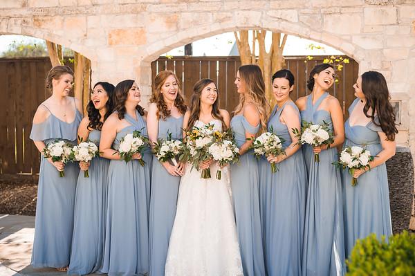 Amy & Bridesmaids