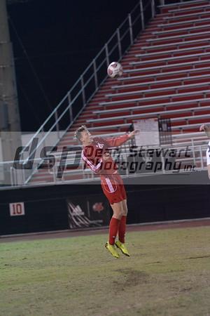 Varsity Soccer 12-10-18
