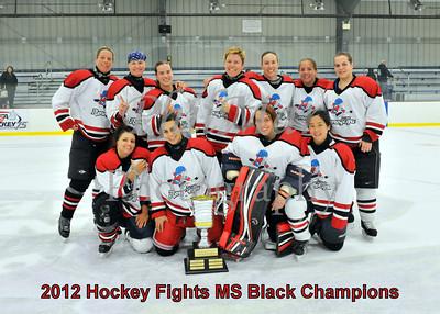 Womens Black Championship
