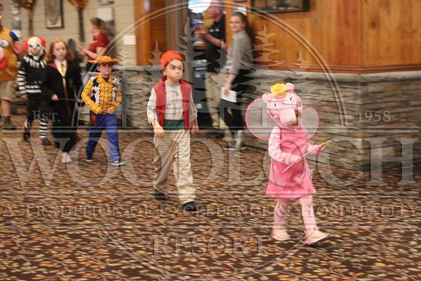 October 16 - Halloween Parade