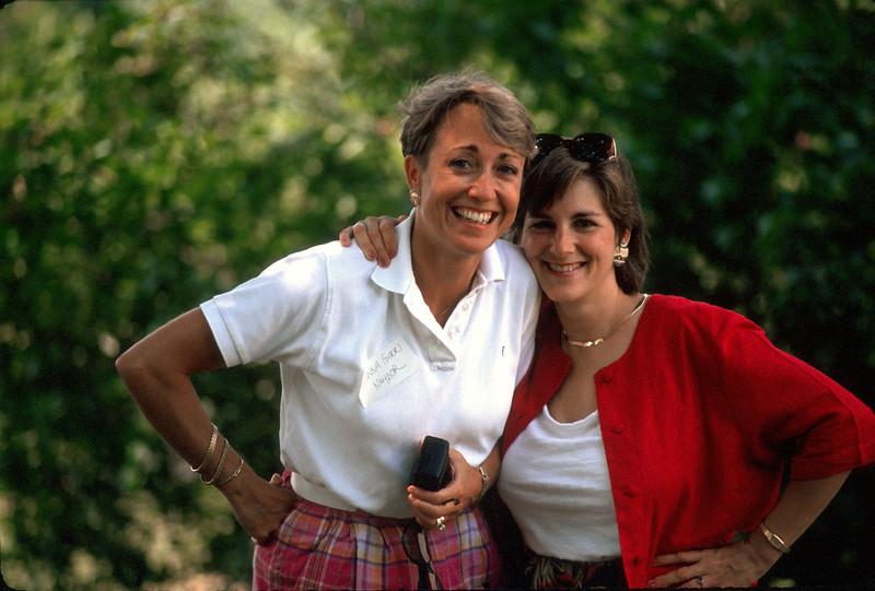 Donna Derr, Karen Lybrand