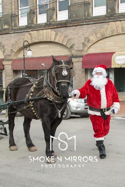 GOBA Santa 18