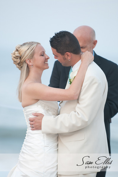 Lisa and Danny ceremony gallery
