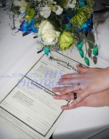Lozano Wedding - Marriage License