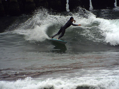 5/27/20 * DAILY SURFING PHOTOS * H.B. PIER