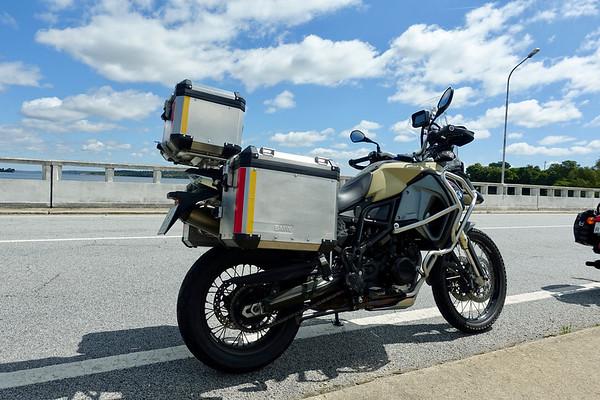 BMW F800GS Adventure