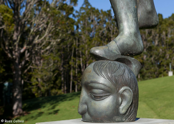 Zealandia Sculpture Garden 2011
