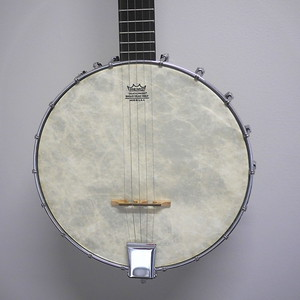 Used Johnson Open Back Banjo