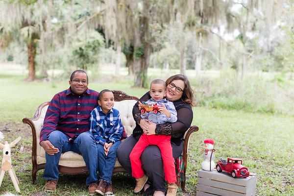 Fagan Family- Holiday 2019