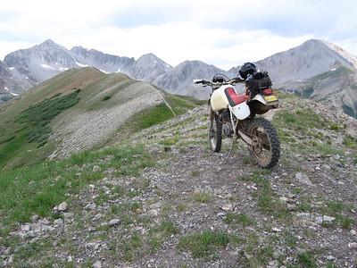 CO- Cement Creek Pass (UNP)