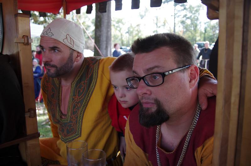 Camric, Jack, & Drogo