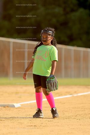Park and Rec softball game 1 6/5/2018
