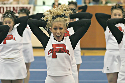 14th Region KAPOS Cheerleading Competition 2005