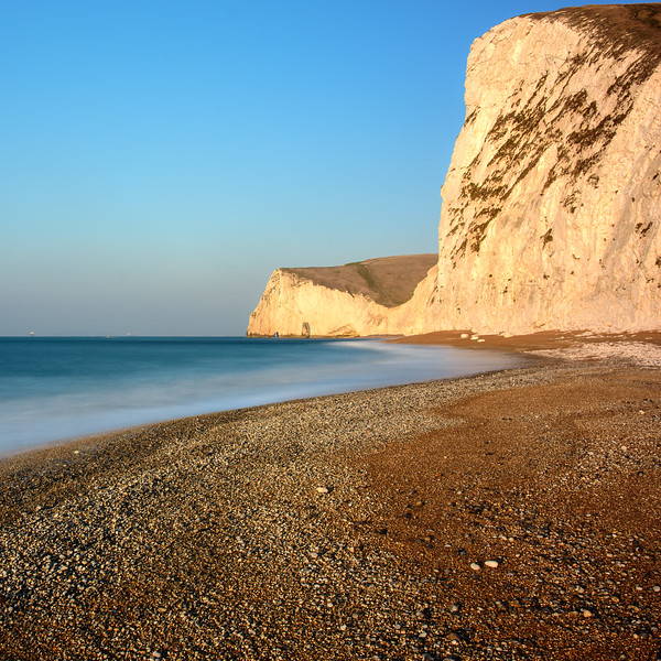 Bat's Head on Dorset's Jurassic Coast