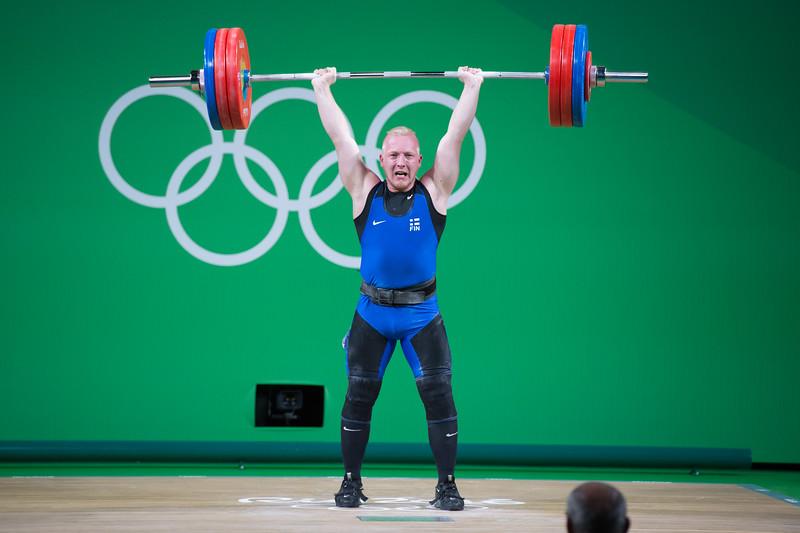 Rio Olympics 12.08.2016 Christian Valtanen DSC_7992