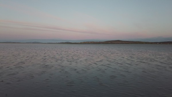 Valley Island Sand Flats @ low Tide