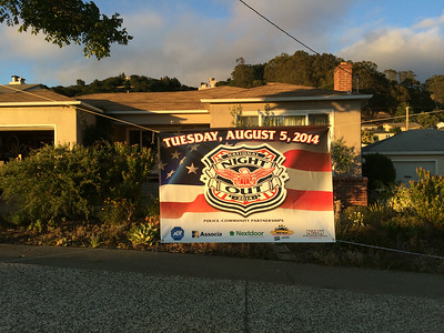 National Night Out, Aug 5, 2014
