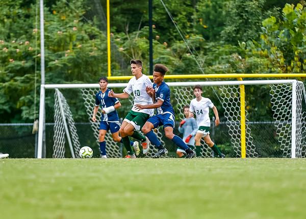 Covenant versus Tandem boys soccer 2021 fall