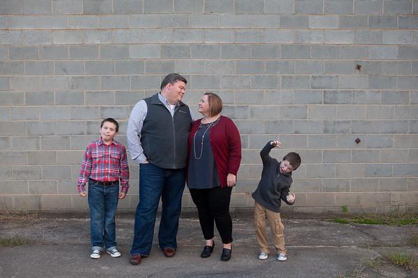 Lanford Family 2015