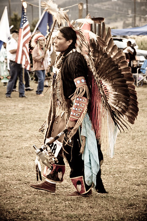 Chief Looking Glass Pow Wow