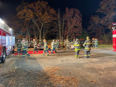 10/29 Extrication Drill