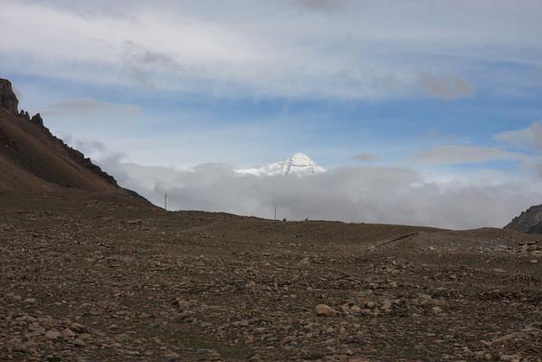 Mt Qomolangma 珠峰 200807