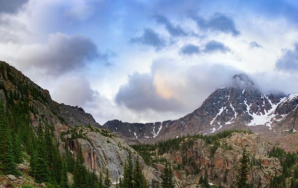 The Sawatch Range, CO