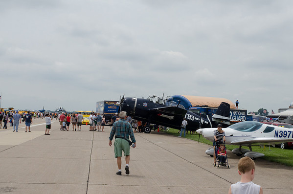 Quad City Air Show 2011