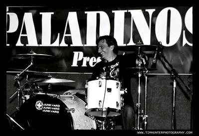 Junkyard at Paladinos May 2010