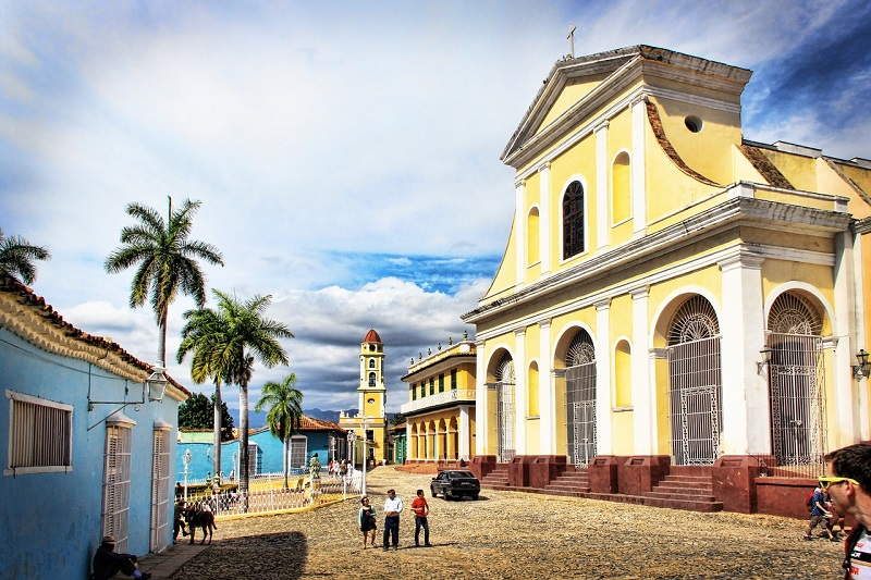 Trinidad Square